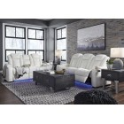 37004 Party Time - PWR REC Sofa - Loveseat