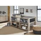 B081 Wrenalyn - Twin Storage Bed