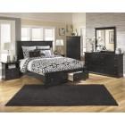B138 Maribel - Panel Bed