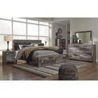 B200 Derekson - Panel Bed