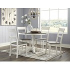 D287-15T Nelling - Round Dining Room Table