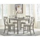 D291-13-124 Parellen - Square Dining Room Table