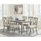 D291-25-01 Parellen RECT Dining Room Table