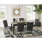 D294-25-01 Dontally - RECT Dining Room Table