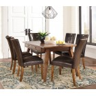 D372-25-01 Centiar - RECT Dining Room Table