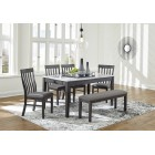 D464-25-01 Luvoni - RECT Dining Room Table