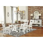 D546-35-01 Valebeck - RECT Dining Room Table