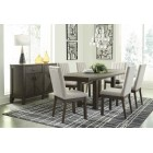 D748-45-01 Dellbeck - RECT Dining Room EXT Table