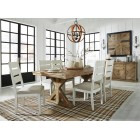 D754-125-01 Grindleburg - RECT Dining Room Table