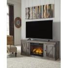 EW0440 Wynnlow - LG TV Stand w/Fireplace