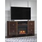 W24768 -W10001 Lenmara -LG TV Stand w/FRPL/Audio OPT