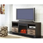 W32568 -W10001 Harlinton -LG TV Stand w/Fireplace