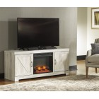 W331 Bellaby -LG TV Stand w/Fireplace