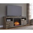 W44668 -W10001 Trinell - LG TV Stand w/Fireplace