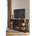 W55268 -W10001 Vinasville -LG TV Stand w/Fireplace