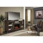 W633 Starmore - XL TV Stand w/Fireplace