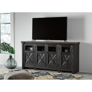 W736-68 Tyler Creek-Extra Large TV Stand