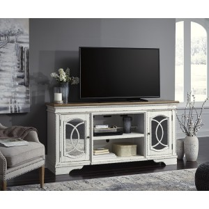 W743-68 Realyn -XL TV Stand