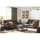 17001 Levelland -Reclining Sofa -Reclining Loveseat