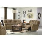 38602 Roan -Reclining Sofa -Reclining Loveseat