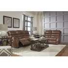 50903 Metcalf - PWR REC Sofa with ADJ Headrest -PWR REC Loveseat/ADJ Headrest