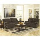 56701 Toletta - 2 Seat Reclining Sofa -Reclining Loveseat