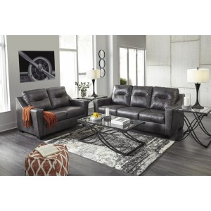 63905 - Kensbridge - Sofa - Loveseat