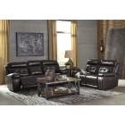 64702 Graford - PWR REC Sofa with ADJ Headrest -PWR REC Loveseat/ADJ Headrest