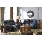 64703 Graford -PWR REC Sofa with ADJ Headrest -PWR REC Loveseat/ADJ Headrest