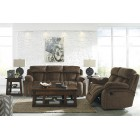 86503 Stricklin -Reclining Sofa - Reclining Loveseat