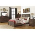 B246 - Quinden - Panel Bed