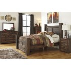B246 - Quinden - Storage Postel Bed