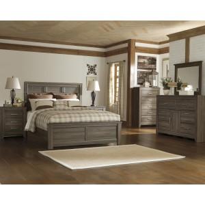 B251 - Juararo - Panel Bed