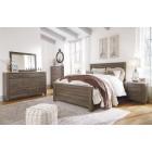 B268 - Birmington - Panel Bed