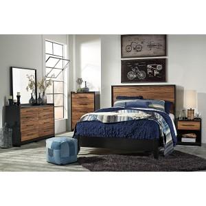 B457 - Stavani - Panel Bed