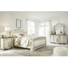 B750 - Cassimore - Sleigh Bed