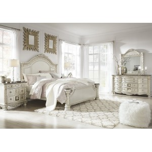 B750 - Cassimore - Panel Bed