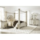 B750 - Cassimore - King Postel Bed