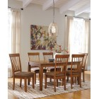 D199- Berringer -  Rectangular Dining Room Table