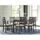 D397-425 Rokane - Dining Room Table Set (7/CN)