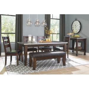 D442-26 Larchmont- Rectangular Dining Room Table