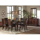 D471-35 Shadyn- RECT Dining Room EXT Table