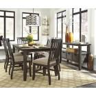 D485-25 Dresbar-  Rectangular Dining Room Table