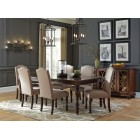 D506-35 Baxenburg-  RECT Dining Room EXT Table
