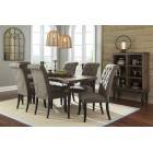 D530-25 Tripton- Rectangular Dining Room Table
