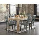 D540-225-101 Mestler-  Rectangular Dining Room Table