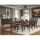 D578-35 Gladdenville- RECT Dining Room EXT Table