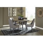 D605-15 Coverty- Round Dining Room Table