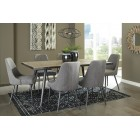 D605-25Coverty-  Rectangular Dining Room Table