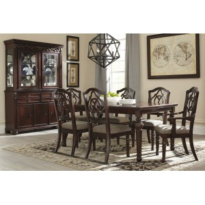 D626-35 Leahlyn-  RECT Dining Room EXT Table